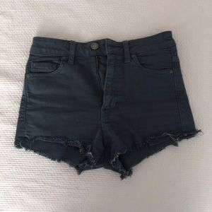 Aritzia Talula High Waisted Shorts